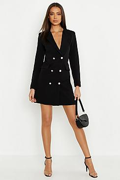Tall Blazer Dress