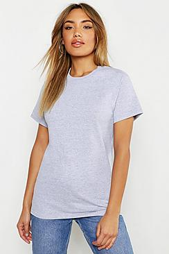 Basic Oversized Boyfriend T-shirt