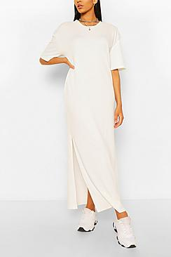 Tall Scoop Neck Maxi T-Shirt Dress