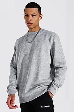 Tall Recycled Regular Fit Sweater