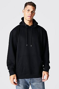 Tall Recycled Oversized Hoodie